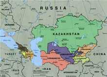 Bases in Central Asia: Russian-American competition for...