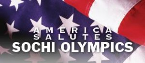 AMERICA SALUTES SOCHI OLYMPICS