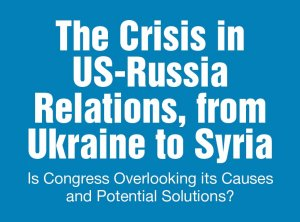 The Crisis in US-Russia Relations,...