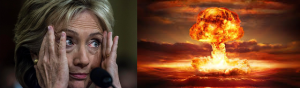 Let us make it simple: Trump is Peace – Hillary is War