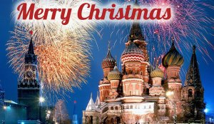 Christmas wishes for US-Russia...
