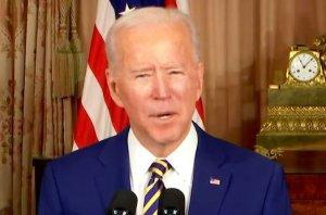 Biden Condemns Obama